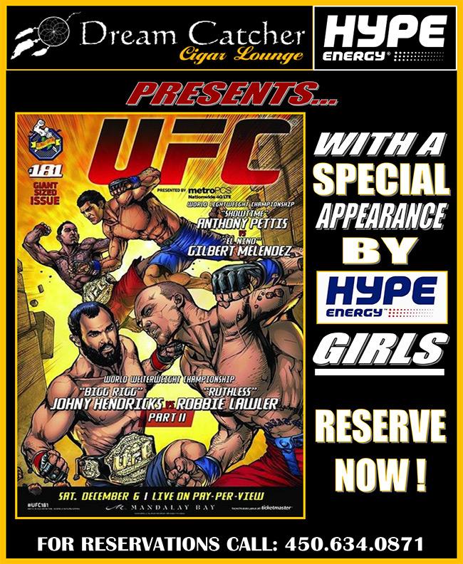 UFC-181
